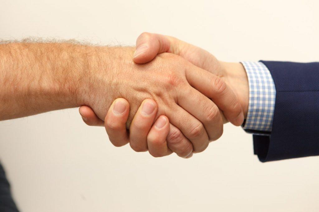 Handshake - Deal!
